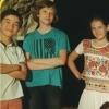 Victor, Noah et Alice